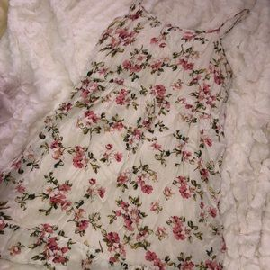 Bloomslary floral dress